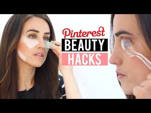 Probando trucos de pinterest | Beauty hacks pinterest