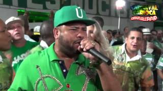 """Mocidade Independente de Padre Miguel 2015 - Ensaio - """"Bruno Ribas"""" (12/11/2014)"""