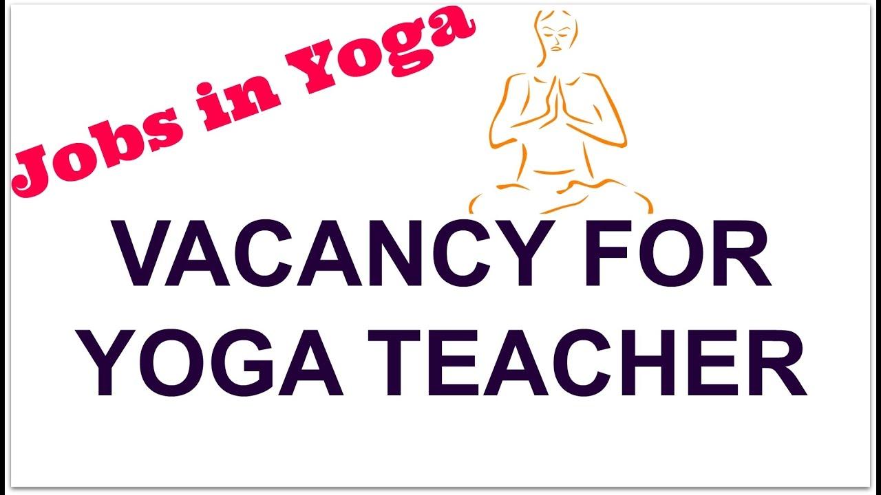 Image result for hiring yoga Trainer