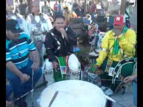 Wild Band of Comanches @ Eastern Shoshone Days '11