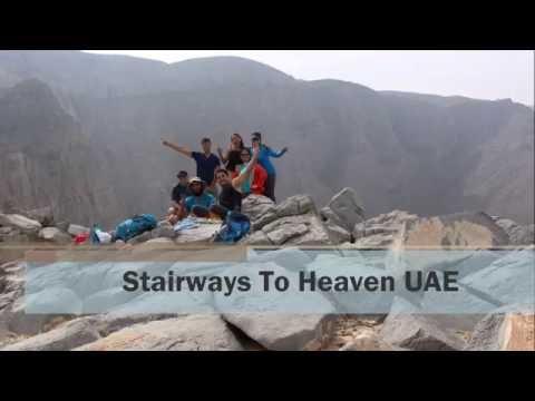 Stairway to Heaven, RAK, UAE