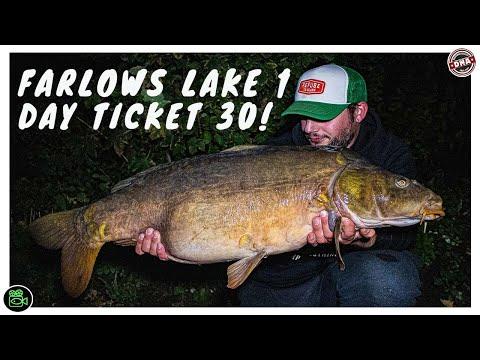 FARLOWS LAKE **Carp Fishing**