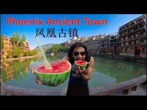 Phoenix Ancient Town Zhangjiajie