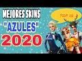 TOP 10 Mejores Skins de 1200 Pavos, Azules, Raras, TRYHARDS / OTAKUS Usan los pros 2020 Fortnite