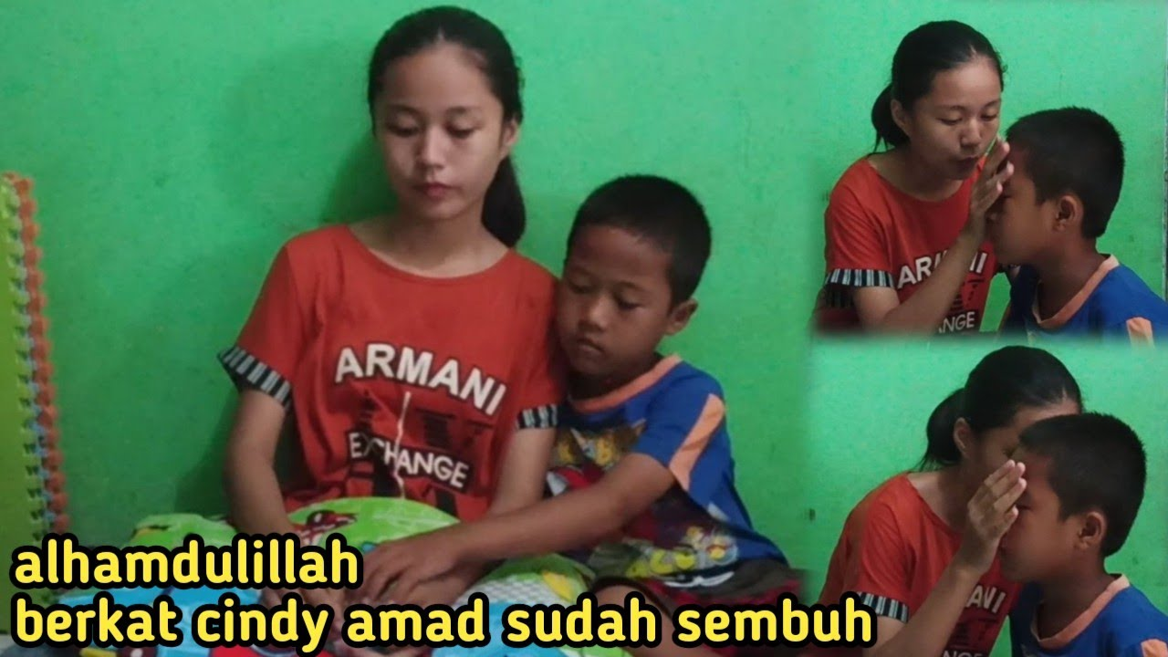 ALHAMDULILLAH AMAD MULAI SEMBUH