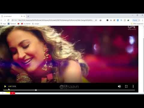 Web Design Bangla Tutorial Part-37 [ 2020 ] | Video In Html?