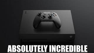 WOW! Xbox One X Gets Unbelievable News That Fans Are Absolutely Loving!
