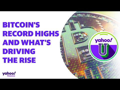 How Did Bitcoin Reach It's All Time Highs?