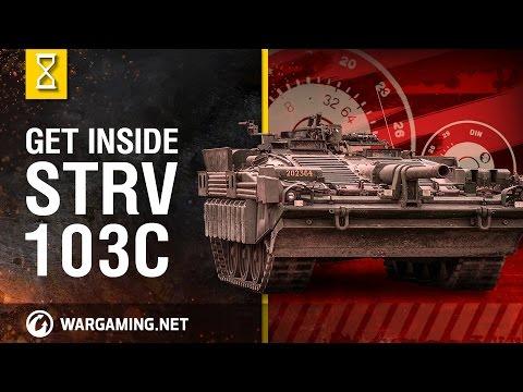 Inside the Chieftain's Hatch: Strv 103C part 2