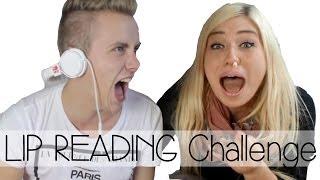 LIP READING CHALLENGE ❤ BibisBeautyPalace