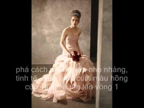 10 Mẫu Váy Cưới đẹp Nhất 2016