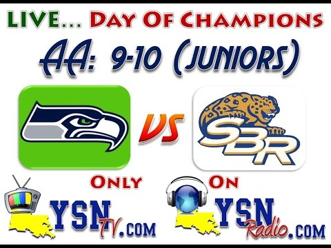 """Day Of Champions: """"AA"""" Championship Game for Louisiana Youth Football"""