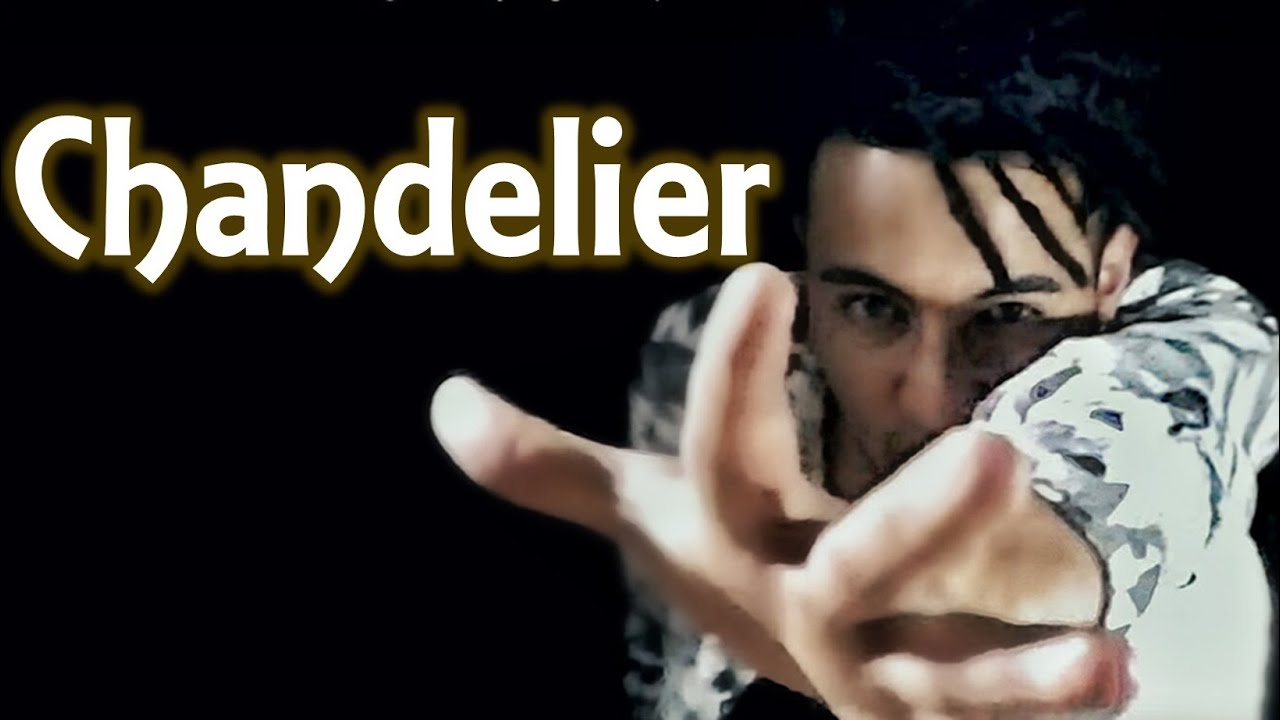Sia - Chandelier (Cover by Angel Teran) - YouTube