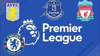 Прогноз Футбол Англия Премьер лига Астон Вилла Челси Эвертон Ливерпуль 21 06 2020