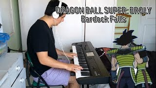 Dragon Ball Super Broly Bardock Falls Epic Piano Cover MIDI PIANO SHEET 2019.mp3