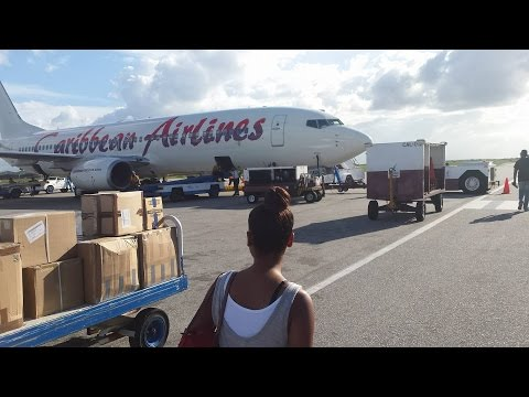 Caribbean Airlines 460 Guyana to Trinidad *Full Flight* 1080p [HD]