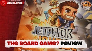 Jetpack Joyride The Board Game? - Lucky Duck Games