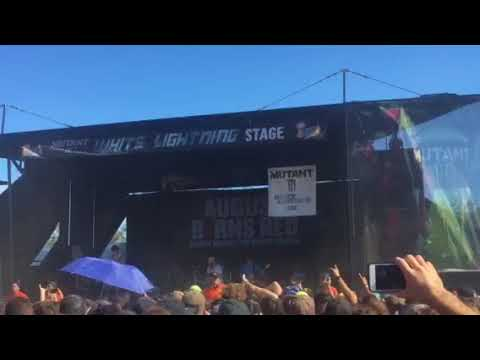 August Burns Red - The Frost (Live at Vans...