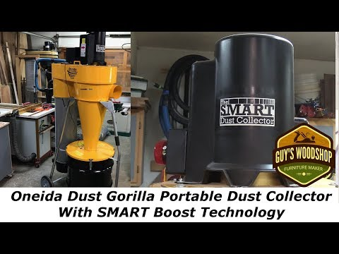 Oneida Dust Gorilla Portable With SMART Boost Technology