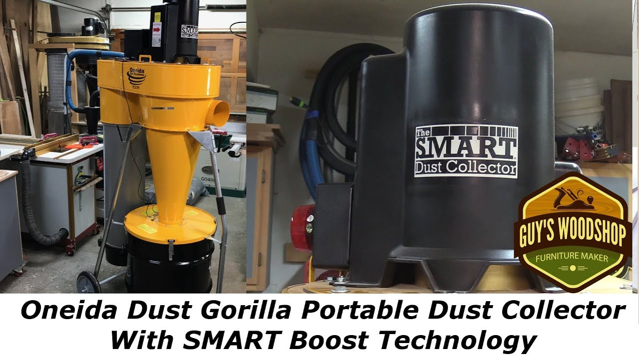 Oneida Gorilla Dust Collector