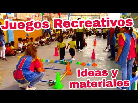 Los Mejores Juegos Recreativos Para Ninos De 4 Y 5 Anos Educacion