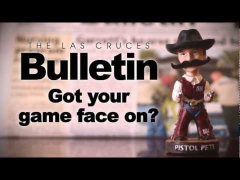 Las Cruces Bulletin | NMSU Athletics Commercial | 30 Second Spot