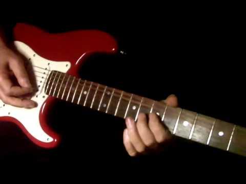O Hansini Meri Hansini..Guitar Instrumental..Please use headphones for better sound...{:-)