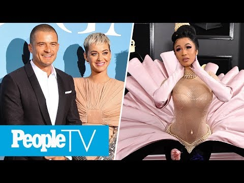Katy Perry & Orlando Bloom Are Engaged, Cardi B Shows Off Romantic Valentine's Day | PeopleTV Mp3