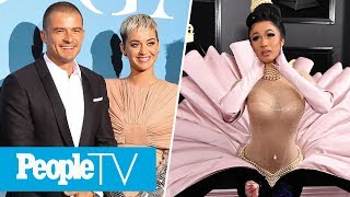 Katy Perry & Orlando Bloom Are Engaged, Cardi B Shows Off Romantic Valentine's Day | PeopleTV
