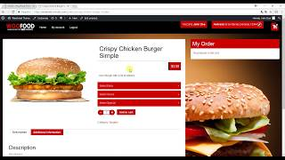 Online Delivery System for FastFood - Restaurants  using Wordpress and WooCommerce