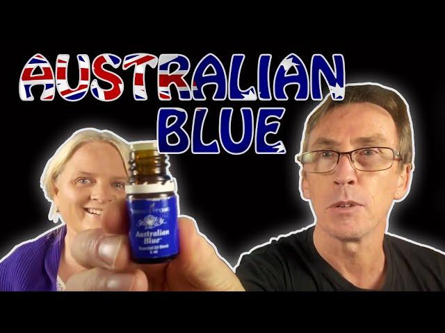 Australian Blue Essential Oil Blend