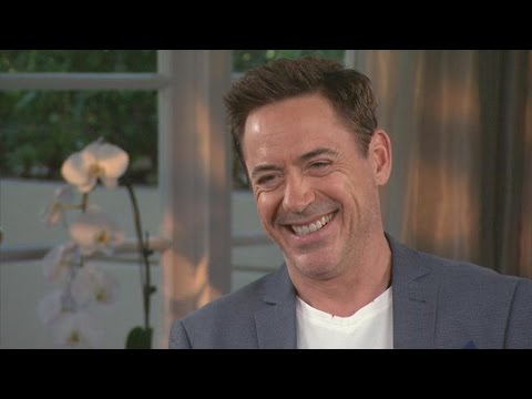 Robert Downey Jr. Opens Up About Expecting a Baby Girl