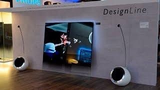 ЛЮБЛЮ ТАК СМОТРЕТЬ )))) Philips Design Line + Sony GTK-X1BT + Настя Задорожная - Условный рефлекс !