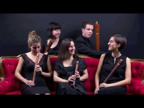 Gioseffo Zarlino: Bicinium Primo Modo - Ensemble Ancor
