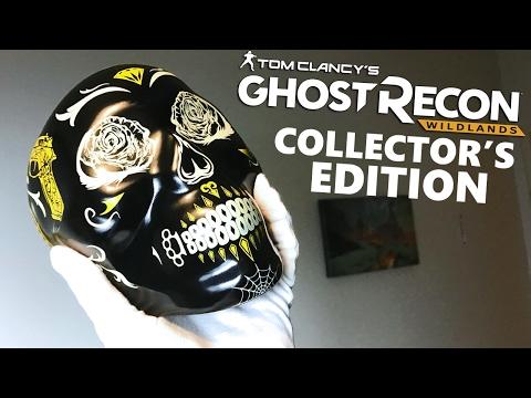 Unboxing Ghost Recon Wildlands