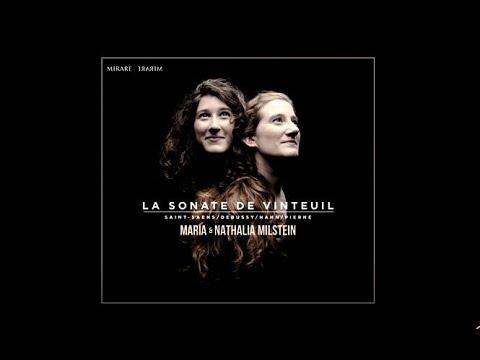 Reynaldo Hahn - A Chloris - Maria & Nathalia Milstein