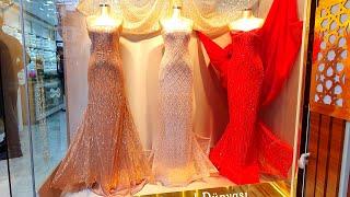 Где купить красивую ткань для вечерних и свадебных платьев