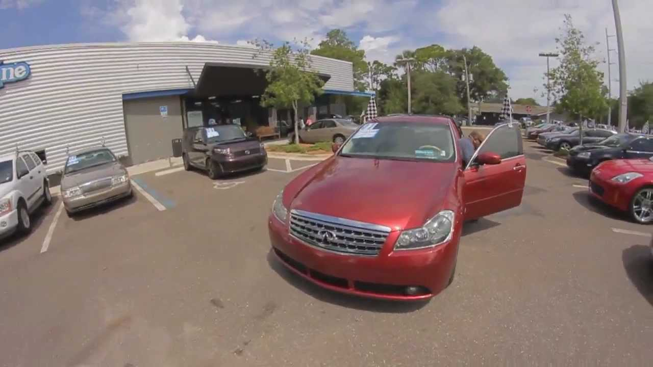 Autoline S 2007 Infiniti M35 Walk Around Review Test Drive