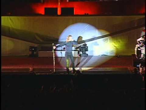 Metallica rocks Weedsport in 1992...Power Outage during Seek and Destroy