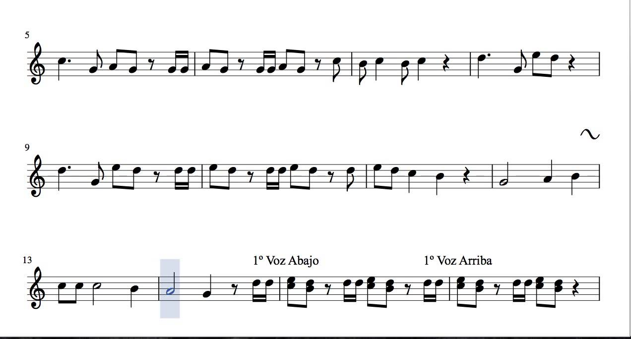 Hallelujah Easy Sheet Music for Flute Violin and Oboe Messiah El ...
