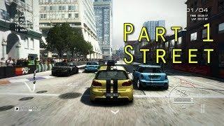 Grid Autosport PC [HD]: Career Walkthrough part 1, First Race & Street Discipline