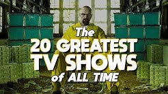 Top 20 Greatest Modern TV Shows of All Time!