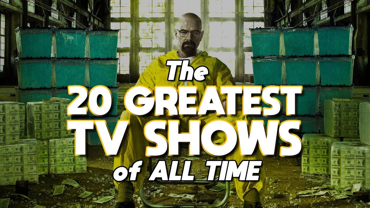 Top 20 Greatest TV Shows of All Time!