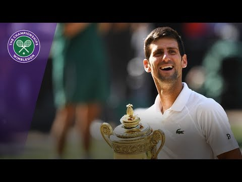 Novak Djokovic post-final interview | Wimbledon 2018