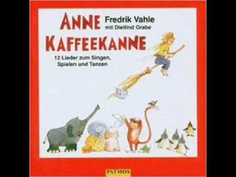 Fredrik Vahle - Pinguin Lied (Anne Kaffeekanne)