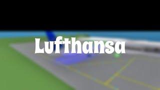 ROBLOX   Lufthansa Boeing 757-200 Flight
