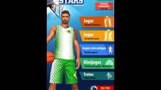 Basketball Stars miniclip - ganhar todas partidas