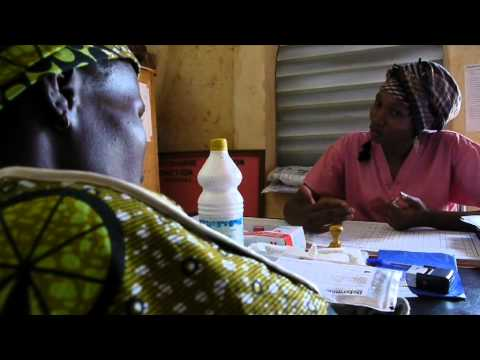 Expanding basic health services to children and women in Mali