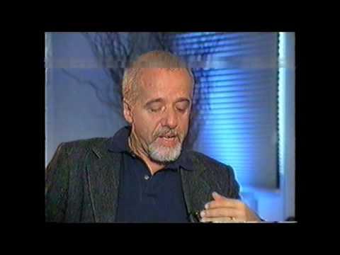 Programa Mistério - Entrevista com Paulo Coelho (primeira parte). TV Manchete, 1997