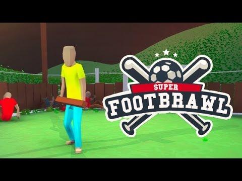 Super Footbrawl / Наркоманский футбол